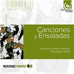 CD - Canciones Y Ensaladas