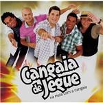 CD Cangaia de Jegue - na Pista com a Cangaia (Ao Vivo)
