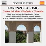 CD Cantos Del Alma, Sinfonia a Granada (Importado)