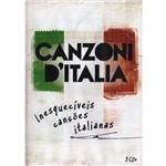 Cd Canzoni D´italia - 3 Cds _ Inesquecíveis Canções Italianas