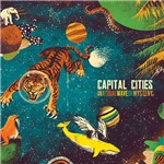 CD - Capital Cities - In a Tidal Wave Of Mystery