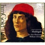 CD Carlo Gesualdo - Madrigals In 5-parts (Importado)
