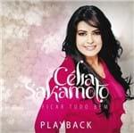 CD Célia Sakamoto Vai Ficar Tudo Bem (Play-Back)