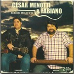 Cd Cesar Menotti e Fabiano - Memorias Anos 80 e 90