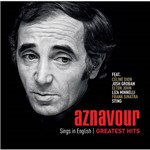 CD - Charles Aznavour: Aznavour Sings In English - Greatest Hits