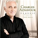 CD Charles Aznavour - Classic Tour