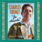 CD Charles Trenet - Je Chante (Importado)