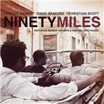 CD Christian Scott, Stefon Harris e David Sanches - Ninety Miles