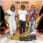 Cd Cidade Negra - Hei Afro