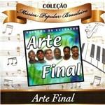 Cd Coleção Música Popular Brasileira - Arte Final