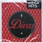 Cd Coletânea- Divas - Mega Hits