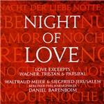 CD Daniel Barenboim - W. Meier & S. Jerusalem...