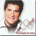 Cd Daniel - Declaração de Amor Vol.1