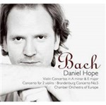 CD Daniel Hope - Bach, Js: Violin Concertos