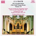 CD das Orgelbüchlein, Vol. 2