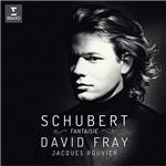 CD - David Fray - Jacques Rouvier - Schubert Fantaisie