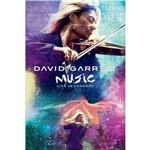 CD David Garret - Music Live In Concert