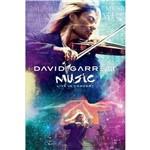 CD David Garret - Music Live In Concert