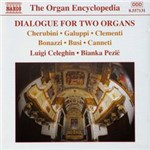 CD Dialogue For Two Organs (Importado)