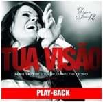 CD Diante do Trono 12 Tua Visão (Play-Back)