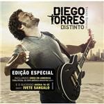 CD Diego Torres - Distinto (Edição Especial)
