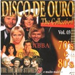 Cd Disco de Ouro - The Collection 70s e 80s- Volume 3
