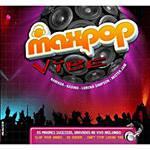CD Diversos - Maxpop Vibe: ao Vivo