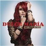 CD - Dulce María - Sin Fronteras