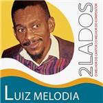 CD Duplo Luiz Melodia - 2 Lados