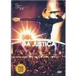 Cd + Dvd Diante do Trono - Sol da Justiça