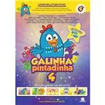 CD + DVD Galinha Pintadinha 4 (2 Discos)