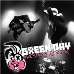 CD + DVD Green Day - Awesome as F**k