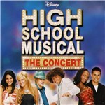 CD + DVD High School Musical: The Concert