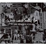 CD+DVD Jimi Hendrix - West Coast Seattle Boy