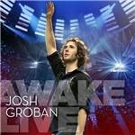 CD + DVD Josh Groban - Awake Live