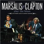 CD + DVD Winton Marsalis & Eric Clapton - Live From Jazz