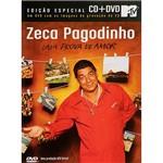 CD + DVD Zeca Pagodinho - uma Prova de Amor