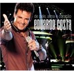 CD Eduardo Costa - de Pele, Alma e Coração ao Vivo - 2011