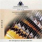 CD Edvard Grieg / The Royal Philharmonic Orchestra - Piano Concerto In a Minor: Lyric Pieces (Importado)