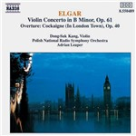 CD Elgar - Violin Concerto