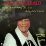 CD - Ella Fitzgerald: Things Ain't What They Used To Be