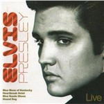 Cd Elvis Presley - Live