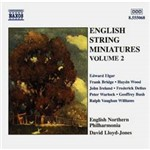 CD English String Miniatures Vol. 2 (Importado)