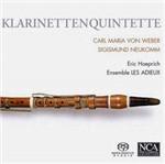 CD Eric Hoeprich / Sigismund Neukomm - Klarinettenkintette (Importado)