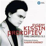 CD - Evgeny Kissin - Prokofiev - Piano Concertos 2 & 3