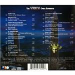 CD - Experience - The Verdi Ópera Experience