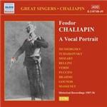 CD Feodor Chaliapin - a Vocal Portrait (Importado) (Duplo)