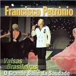 CD Francisco Petrônio - Valsas Brasileiras