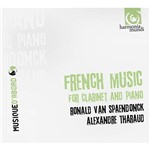 CD French Music - For Clarinet And Piano