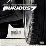CD - Furious 7: Original Motion Picture Soundtrack